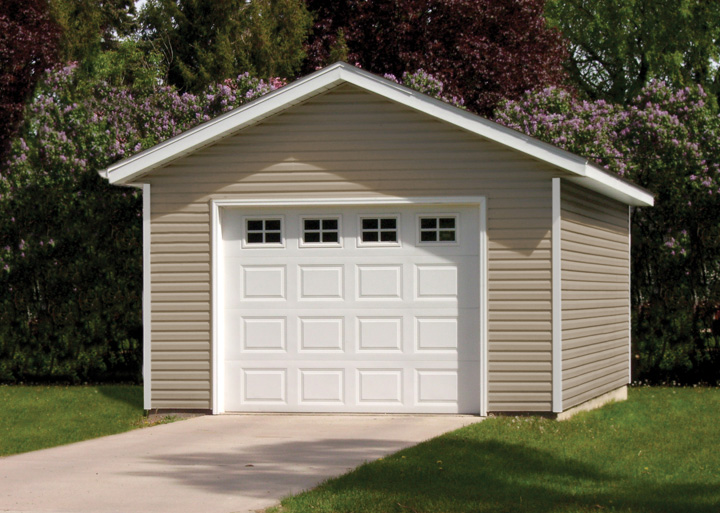 Affordable garages built on your location for 12x18 garage plans
