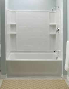 Professional Tub & Shower Installations